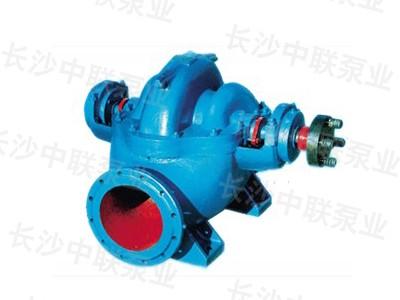 SM型单级双吸中开式离心泵