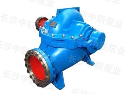 XS型单级双吸中开式泵