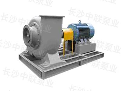 SLZ型立式中开泵