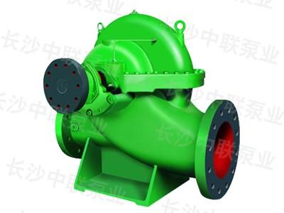 SH型单级双吸中开式清水泵