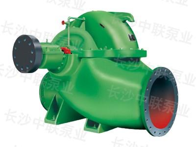 SA型单级双吸中开式泵