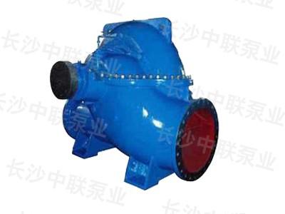 SF型单级双吸中开式泵