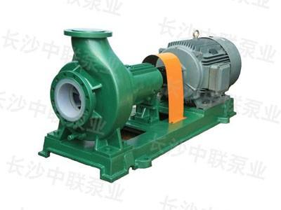 IY型卧式单级离心泵