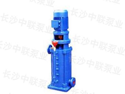 DL型多级离心泵